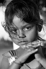 H! I'm Madhuri from India! (anupama kinagi) Tags: life portrait people india kids portraits children asia mumbai anupamakinagi