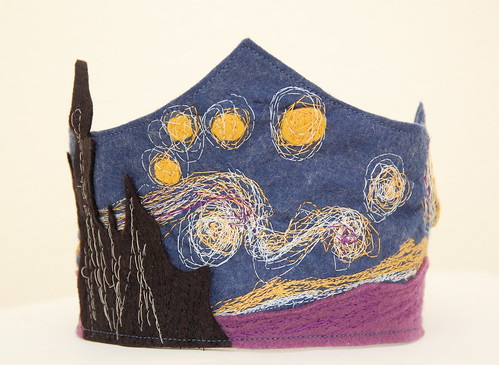 starry night crown