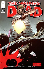 Comic Book Review- The Walking Dead #60