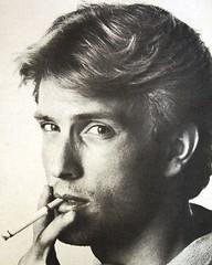 Men Retro Hairstyle 1980s