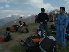CIMG2691 (philflieger) Tags: slowenien tolmin gleitschirm startplatz svn flieger parawaiting kenanakkaya fluggebiet kobala volkerheginger