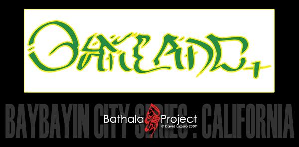 Baybayin City Series: Oakland