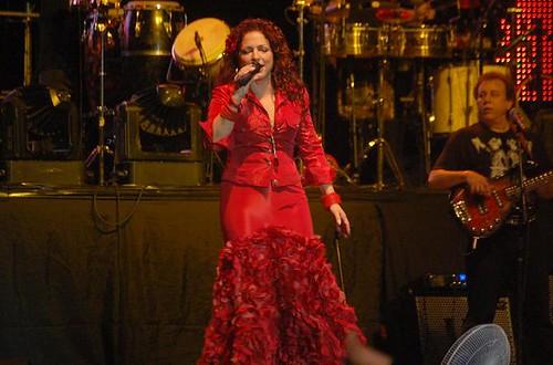 Gloria Estefan y un show de lujo