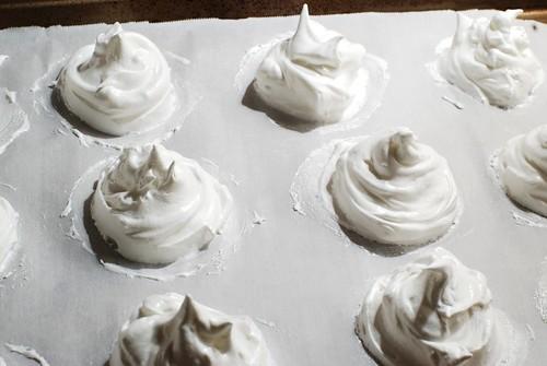 Swirly peaks.