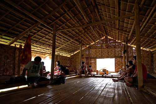 Inside a Traditional T'boli Home