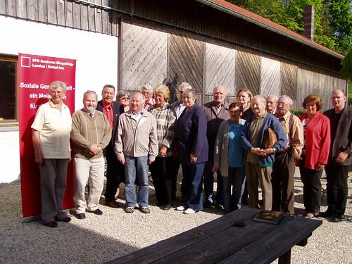 2008-05-15 | Neuwahlen bei der AG 60plus im Unterbezirk