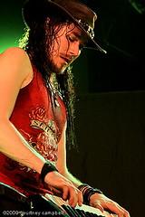 Tuomas Holopainen of Nightwish (photobycourtney) Tags: sonar nightwish baltimoremd tuomasholopainen anetteolzon emppuvuorinen marcotapanihietala jukkajuliusnevalainen