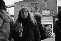 ~ (debfreemansmudge) Tags: street lunchtime bolton pastie faceinthecrowd