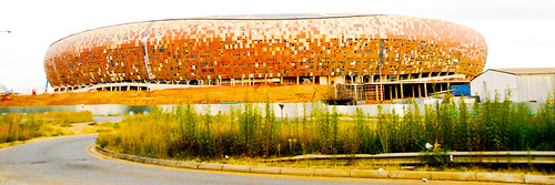 estadio FNB Soccer City de Johannesburgo