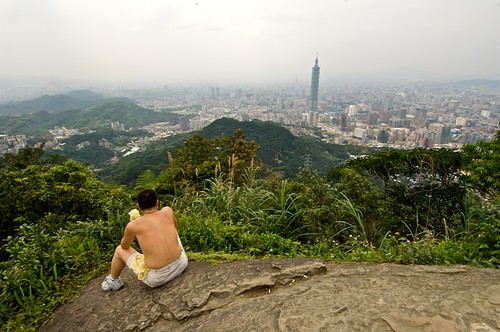 The view of Taipei from 9-5 Peak is unrivaled.
