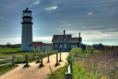 National Seashore Truro Cape Cod Lighthouse