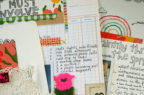 'I Do Solemnly Swear' Online Art Journal Class by Smile And Wave.