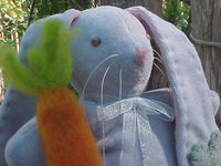 Pearl Gray Bunny