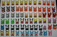 Cartoons Serie (WuzOne) Tags: toys vinyl kidrobot custom cartoons dunny fatcap munny artoys wuzone