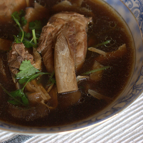 Bak Kut Teh (Meat Bone Tea)