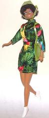FLORAL SUIT (Virgin-Archer) Tags: vintage toys mod dolls barbie clone maddiemod teenagefashiondoll