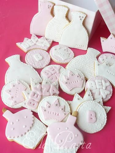 Princes cookies