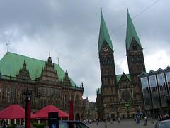 Bremen, main square