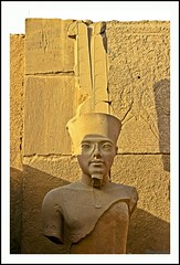 (900) Karnak Temple (Luxor) Egypt (unicorn 81) Tags: africa old travel history statue architecture trekking geotagged northafrica egypt unesco egyptian egipto karnak luxor 2009 ägypten egitto egypte reise egypten weltkulturerbe ancientegypt rundreise roundtrip amun egipt égypte mapegypt misr nordafrika theben egypttrip heiligtum april2009 ægypten luxortempel aegyptus statueface αίγυπτοσ ægyptusintertravel ägyptenreise schulzaktivreisen meinjahr2009
