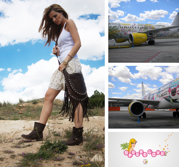 CUSTO BCN + VUELING BY MTV