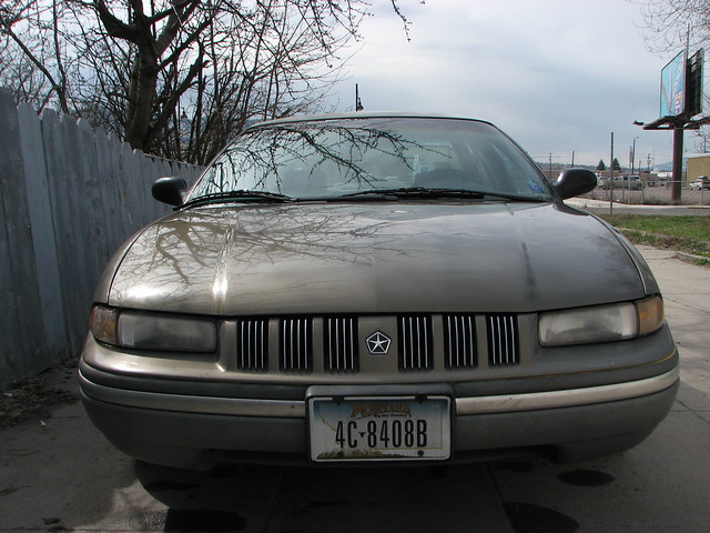 car montana forsale missoula 1994 chryslerconcorde ianmallicoat 1518s14thstw april8th2009 craigslistmissoula