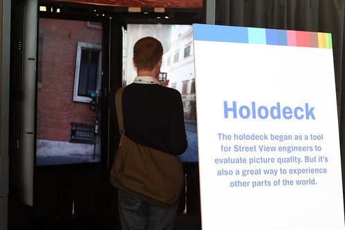 El Holodeck: una cabina para ver las fotos de Street View como una experiencia real 3578491849_c75b5dec83