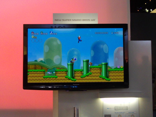 The New Super Mario Bros for Wii