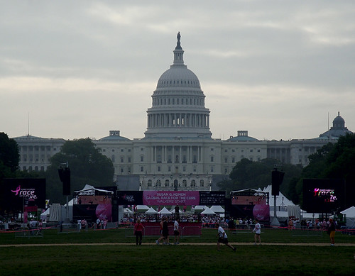 Race for the Cure - DC