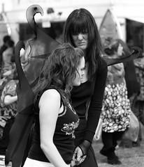 strawberry fair 051 (Large) (grahamfkerr) Tags: girls people blackandwhite bw london dogs strange tattoo dreadlocks blackwhite google punk camden goth streetphotography images teepee piercings graham hairstyles punks beautifulgirls goths kerr wigwam mohican newage nosepiercing googleimages earpiercing rockchicks strawberryfair punkers outdoorparty redindians banham colouredhair bwpeople blackandwhitepeople mohicans newagetravellers grahamkerr steampunks strawberryfaircambridge grahamfkerr steamgoths grahamkerrphotographer