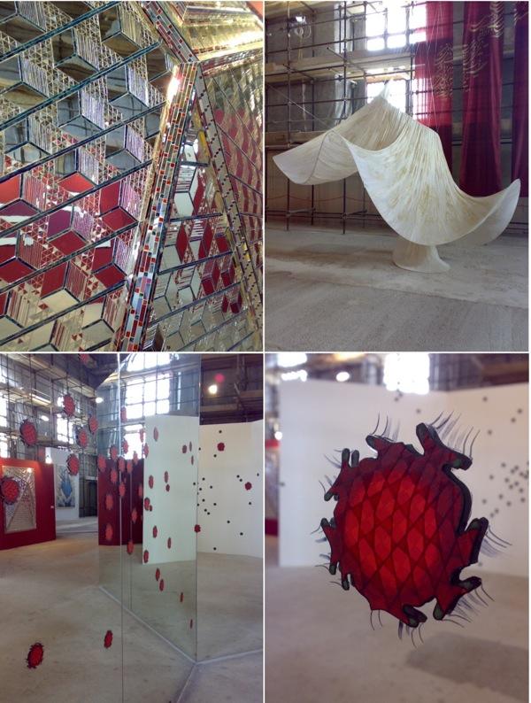 Biennale, Venezia. Divano Orientale-Occidentale: Arte Contemporanea dall'Afghanistan, Iran e Pakistan