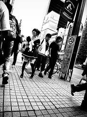 20090606_akihabara_14 (pqw93ct) Tags: bw white black monochrome japan tokyo 東京 akihabara ricoh 秋葉原 モノクロ 白黒 gx200