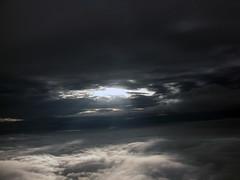 ―it's always sunny above the clouds (at Adolfo Suárez Madrid–Barajas Airport) ⛅️ (anokarina) Tags: 365 sun photojojo casioexs10 clouds newyear seollal 설날 casamalecon ⛅️