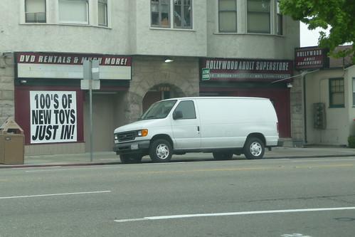 Molester Van