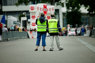 Tour de Suisse: Stewards