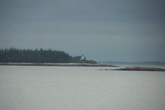 Deer Island lighthouse