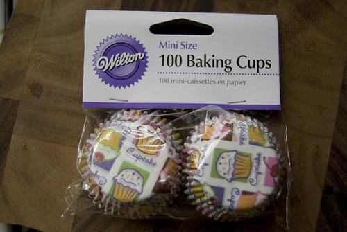 wilton mini cupcake liners