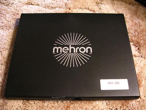 IMATS LA 2009 Haul - Mehron Paradise AQ 30 Color Palette
