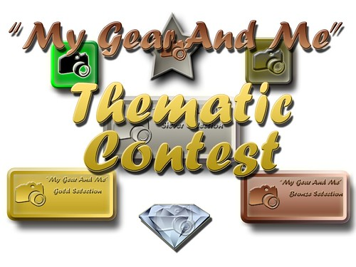 My Gear And Me - Silver Selection - Thematic Contest