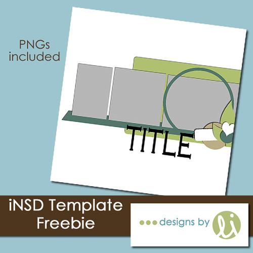 iNSD Template Freebie