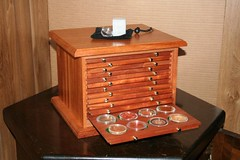 LaPlante Coin Cabinet