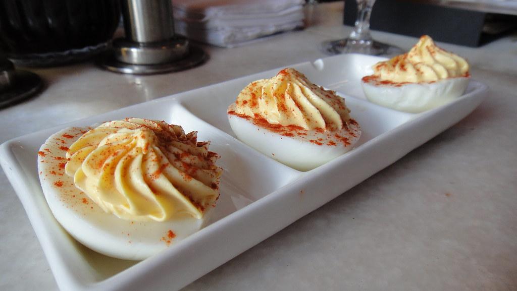 tia pol deviled eggs