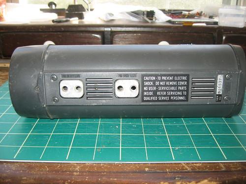 Panasonic WV-200 - Bottom