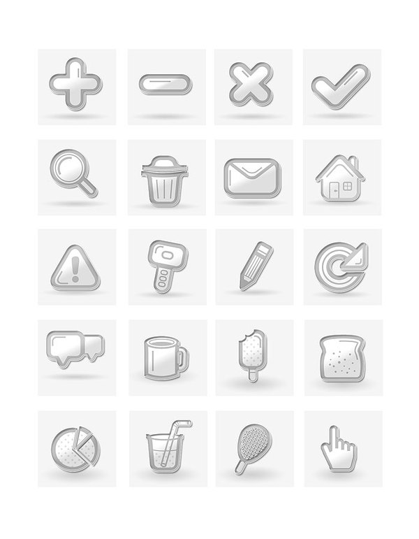 31 Free Clean Icon Sets For Minimal Web Design