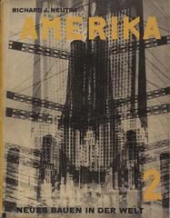 Amerika. Die Stilbildung des neuen Bauens in den Vereinigten Staaten (andreyefits) Tags: 1920s magazine cover soviet avantgarde constructivism ellissitzky