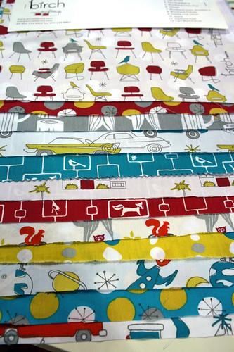 Birch Fabrics - Circa 50-4