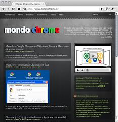 Mondo Chrome (maggio 2010)