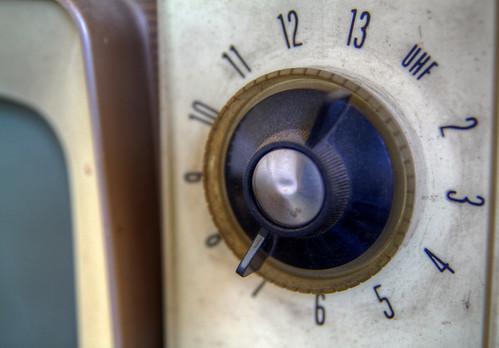 UHF Dial