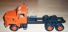 AMT Ertl International Paystar 8 (84GT-S) Tags: tractor scale star big model semi plastic international pay rig kit built ih 125 amt ertl builtup paystar
