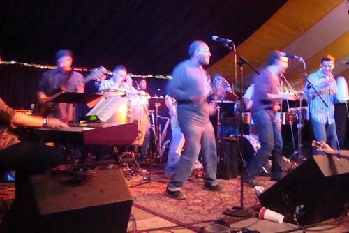 Orquesta GarDel @ Shakori, 4/24/11
