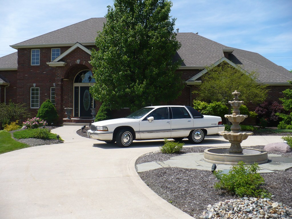 my 93 buick roadmaster limited